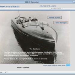 Remote Boat Database